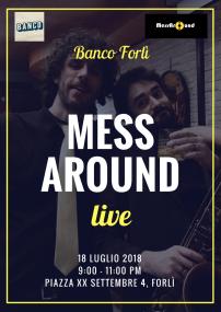 Mess Around - Locandina