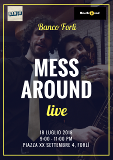 Mess Around - Locandina