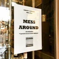 Mess Around live @Bar Venezian