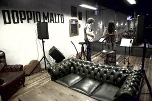 Aramonte / Tavian @Doppio Malto